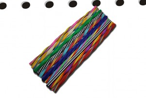 "13"" MULTICOLOR TWISTY ERASER"