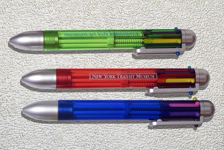 6 COLOR PEN