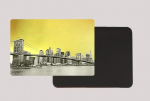 DOWTOWN GOLD MAGNET