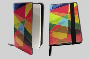 PU LEATHER COVER JOURNAL 1